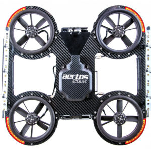 Aertos 120 Uvc Disinfection Drone