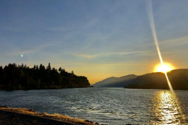 Quantum Dynamics Columbia River